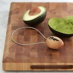 An easier way to eat avocados!