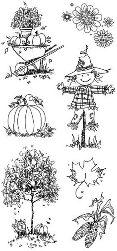 fall doodles                                                                                                                                                     Plus