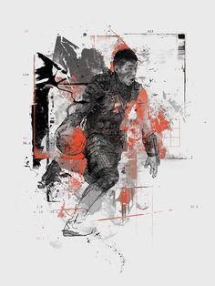 Black Ops by StudioKxx Krzysztof Domaradzki, via Behance