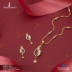 1 Gram Gold Jewellery, Gold Jewellery Design, Jewelry Design Earrings, Gold Earrings Designs, Gold Mangalsutra Designs, Gold Chain Design, Happy Rakshabandhan, Gold Jewelry Simple, Bridal Jewelry Sets