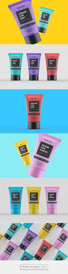 OURBRAND: SKINCARE — / CONCEPT / Designed by Funky Business® Branding Agency