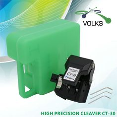 Fujikura Fiber cleaver CT-30 High Precision Cleaver with case