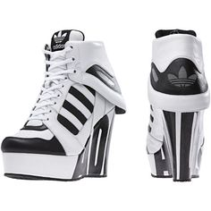 Adidas-Originals-Jeremy-Scott-Streetball-Platform-Wedge-Trainers-Shoes-4-5-6-7-8 ebay