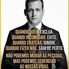 Frases Suits, Suits Quotes, Red Quotes, Suits Harvey, Motivational Phrases, Self Esteem, Self Improvement, Stress, Wisdom