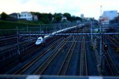 nippori station