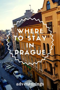 Where to Stay In Prague – Adventurings Prague 1, Prague Travel, Prague Castle, Europe Destinations, Amazing Destinations, Prague Market, Brick Arch, Europe Bucket List, Road Trip Europe