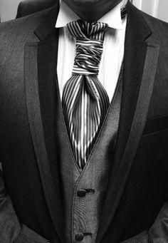 #corbata inglesa Novio #traje de novio colección 2016 #bodas