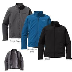The New Patagonia ADZE Jacket for Men!