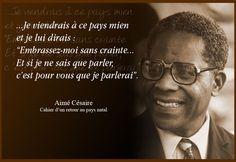 Aimé Césaire: L'inoubliable.