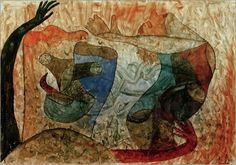 Paul Klee - Frauen-Fänger