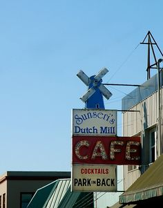 Sunseri's Dutch Mill Cafe. Wheeler, OR Zippertravel.com Digital Edition Sky Full Of Stars, Cannon Beach, Night Skies, Dutch, Oregon, Sunset, Park, Digital, Dutch Language