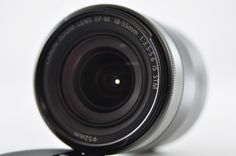 [Exc⁺⁺] CANON EF-M 18-55mm F/3.5-5.6 IS STM Lens For EOS M-Series #Canon