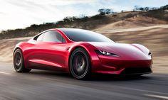 Tesla ukázala nový Roadster audělal zněj nejrychlejší auto nasvětě