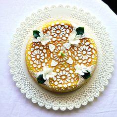 ORIGINALREZEPT von Cettina Vicenzino: Migliaccio napoletano – Neapolitanischer Ricotta-Grieß-Kuchen Für einen flachen Kuchen 1 Backform …