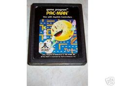 1981 Atari Pac-Man Game - $30.99 (iOffer)