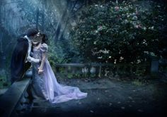 Romeo and Juliet by Alyssia-Teddy on DeviantArt Romantic Love Stories, Romantic Couples, Have A Beautiful Day, Very Lovely, Love Kiss, Julia, Romeo And Juliet, Shutter Speed, True Love