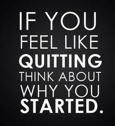 Motivation to get fit