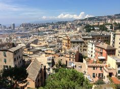 Genova in Genova, Liguria Summer 2014