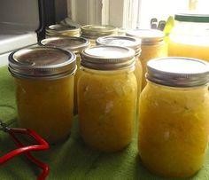 Preserving Foods #28: Canned Mock Pineapple (Zucchini) - by MsDebbieP | GardenTenders.com :: gardening community
