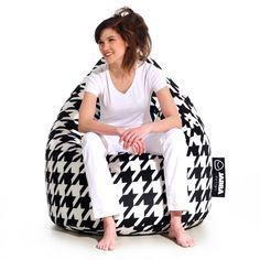 Pufa Retro ROCKET - JABBA Design Retro Rocket, Bean Bag Chair, Furniture, Design, Home Decor, Fashion, Moda, Decoration Home, Room Decor