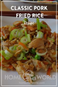 Rice Recipes For Dinner, Leftovers Recipes, Pea Recipes, Carrot Recipes, Whole 30 Recipes, Whole Food Recipes, Recipes With White Flour, Low Budget Meals, How To Cook Sausage