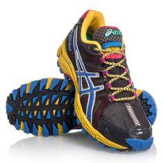 Asics Gel Fuji Attack - Womens Trail Shoes