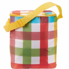 KEEP COOL hűtőtáska színes Keep Cool, Diaper Bag, Lunch Box, Cool Stuff, Bags, Gingham, Handbags, Diaper Bags, Mothers Bag