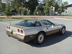 1987 Chevrolet Corvette Coupe Chevrolet Corvette C4, Car Deals, Corvettes, My Ride, Used Cars, Annie, Passion, Autos, Cutaway