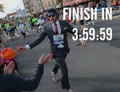 Did you know that fewer than 25% of marathoners have broken the 4 hour barrier? The 4 hour marathon requires an average pace of 5 minutes 38 seconds per kilometer, which is a moderately fast pace for most runners. The typical 4 hour marathoner covers the first half (21,1 km) in 1 hour and 52 minutes and the last half in 2 hours and 8 minutes. Come Prepared The first part of the strategy is to come prepared. A 4 hour marathon can't be done by someone who has trained little (unless yo...