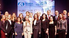 Gong bir kez daha Kadın-Erkek Eşitliği için çalacak - Borsa İstanbul'da Gong bir kez daha Kadın-Erkek Eşitliği için çalacak.
