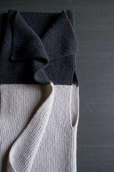 18 Simple, Yet Stunning Garter Stitch Knitting Patterns