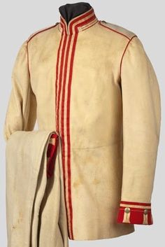 Garde du Corps enlisted tunic and pants.
