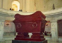 Okay so it's a little creepy, but I want to see Napoleon Bonaparte's grave...one of my favorite people in history