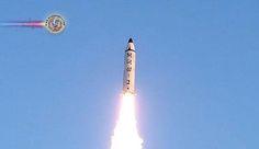 Míssil da Coréia do Norte tem alcance de 2.000 quilômetros. A agência de inteligência da Coréia do Sul estima que o míssil balístico, lançado pela Coréia do