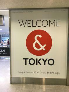 Y llegamos a #japon