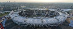 El Estadio Olímpico será hoy el foco de atención de todo el mundo. ¿Dónde está el pebetero?