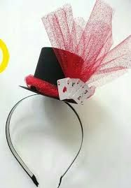 MAGIC PARTY THEME - Something similar to this. Imagine the hat is just silver with black dots. Tema Las Vegas, Las Vegas Party, Vegas Theme, Casino Theme Parties, Casino Party, Party Themes, Themed Parties, Party Ideas, Fète Casino