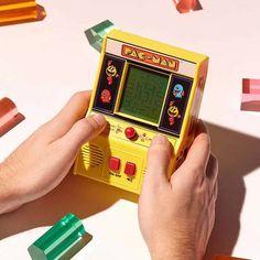 2017!!!: Handheld Pac-Man Arcade Game