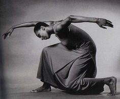 Judith Jamison, REVELATIONS, Alvin Ailey American Dance Theater