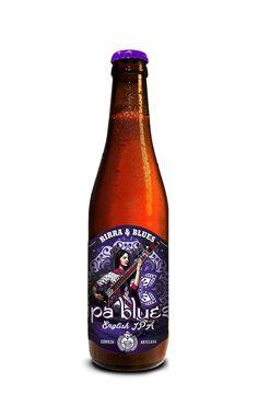 Comprar cerveza artesana Birra & Blues IPA Blues | Mister Cervecero