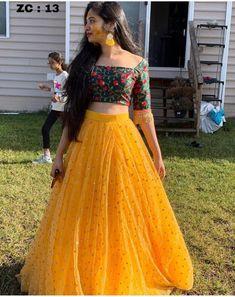 Party Wear Indian Dresses, Party Wear Lehenga, Indian Gowns Dresses, Indian Bridal Outfits, Dress Indian Style, Indian Fashion Dresses, Indian Designer Outfits, Gown Party Wear, Designer Party Wear Dresses