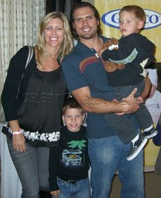 The couple's third son, Cash Joshua Morrow was born on April 21st and weighed in at 6lbs. Description from daytimeconfidential.com. I searched for this on bing.com/images