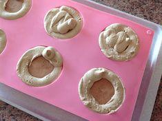 VÍKENDOVÉ PEČENÍ: Kávové dortíky se zrcadlovou polevou Doughnut, Cheesecake, Pudding, Cupcakes, Cooking, Desserts, Recipes, Kitchen, Tailgate Desserts
