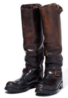 Old Pair of Wesco Boot's