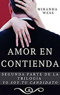 My Life Between Books: AMOR EN CONTIENDA