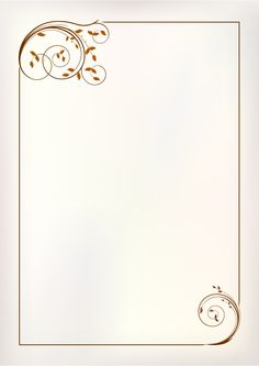 simple ornament frame vector material 01