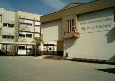 Pabellón orientado a impartir Ciclos de Formación Profesional de Informática, Comercio Internacional y Gestión Administrativa. Cuenta con aulas especializadas dotadas de numerosos equipos y un pequeño taller informático.