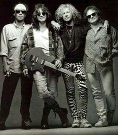 Van Halen with Sammy Hagar (aka Van Hagar) Eddie Van Halen, Alex Van Halen, Sammy Hagar Van Halen, Greatest Rock Bands, Best Rock, Mariah Carey, Music Icon, My Music, Indie Music