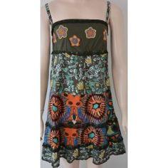 Desigual dámské šaty zelené S Graphic Tank, Tank Tops, Women, Fashion, Moda, Halter Tops, Fashion Styles, Fashion Illustrations, Woman