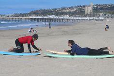 SURF LESSONS IN SAN DIEGO - Pacific Beach, Mission Beach, Ocean Beach www.pacificsurf.org/